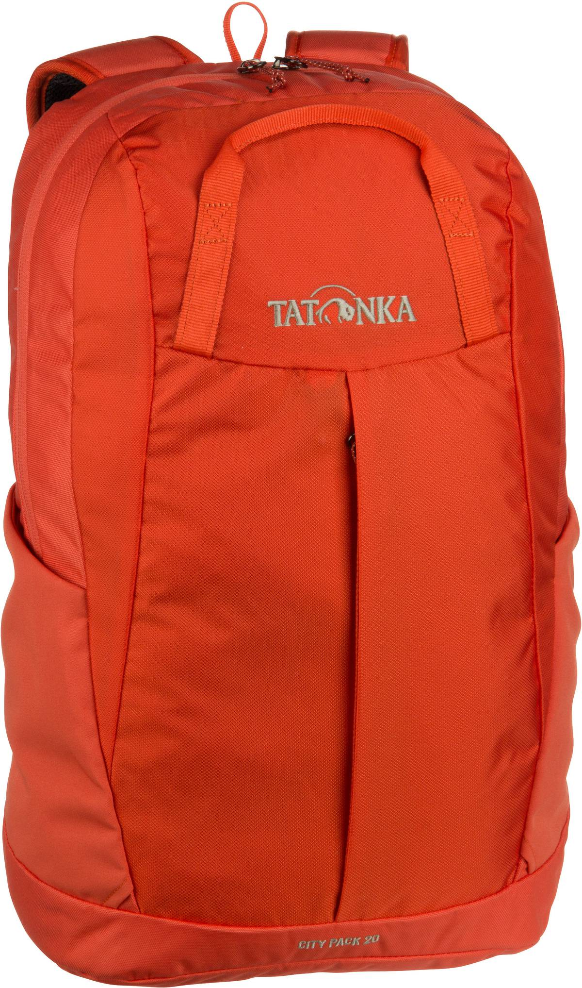 Rucksack / Daypack City Pack 20 Red Orange (20 Liter)