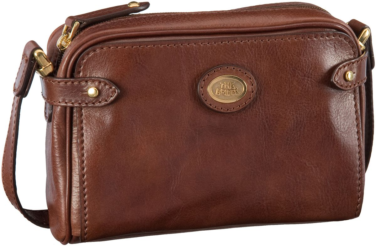 Umhängetasche Story Donna Shoulder Bag Braun