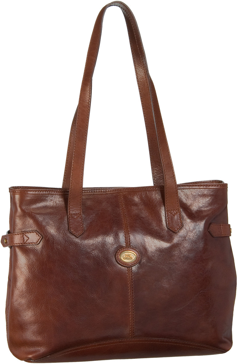 Handtasche Story Donna Shopper Bag Braun