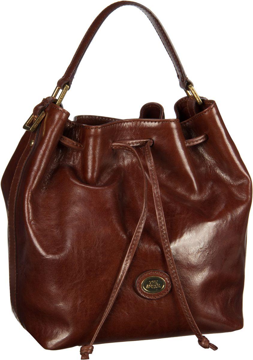 Handtasche Story Donna Zugbeutel Braun
