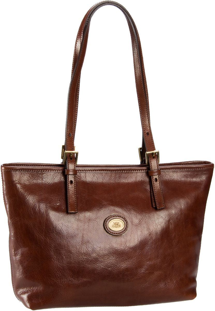 Handtasche Story Donna Shopper Braun