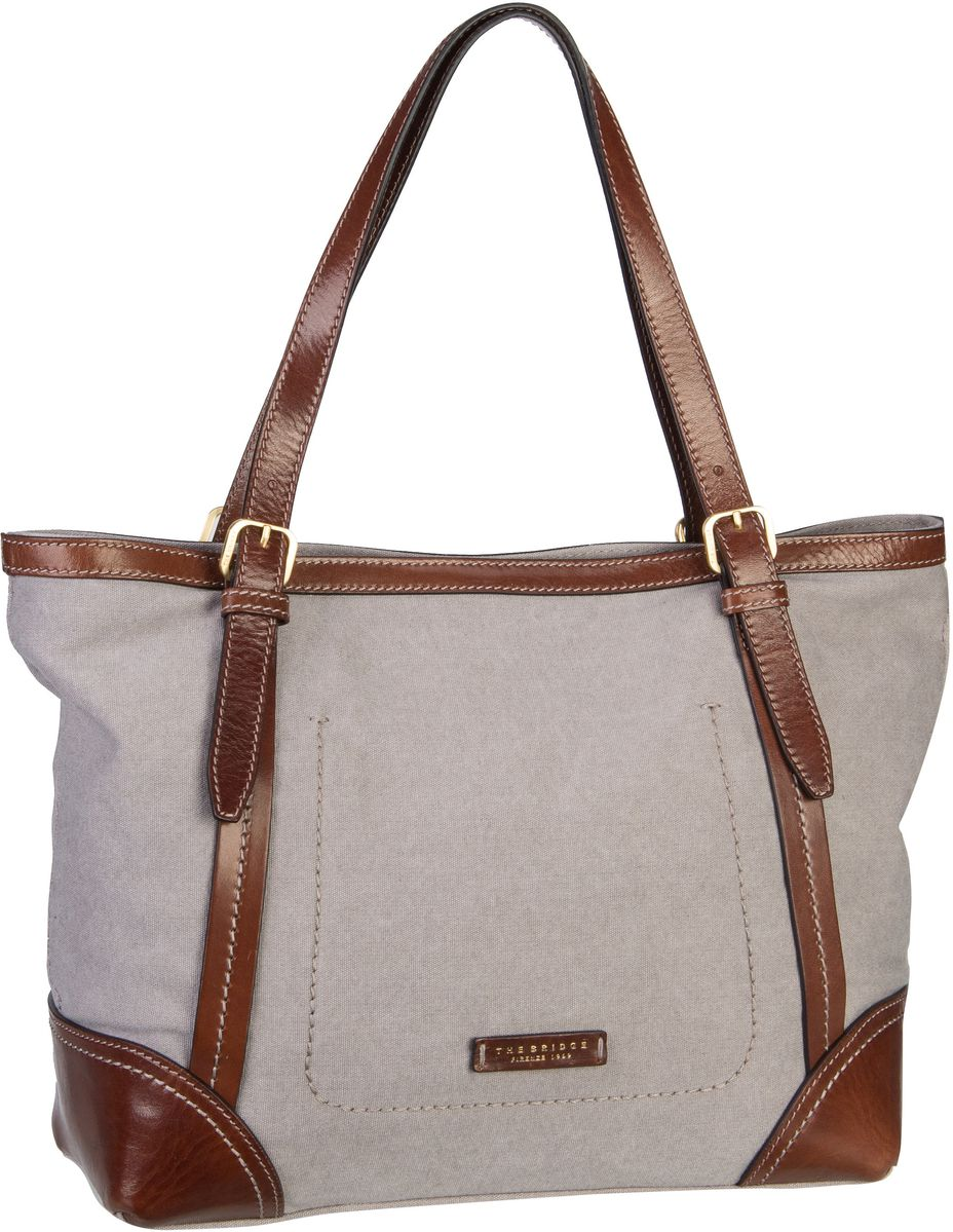 Handtasche Auster Shopper 1918 Naturale/Marrone