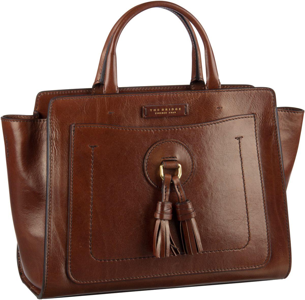 Handtasche Santacroce Handtasche 3318 Marrone/Oro