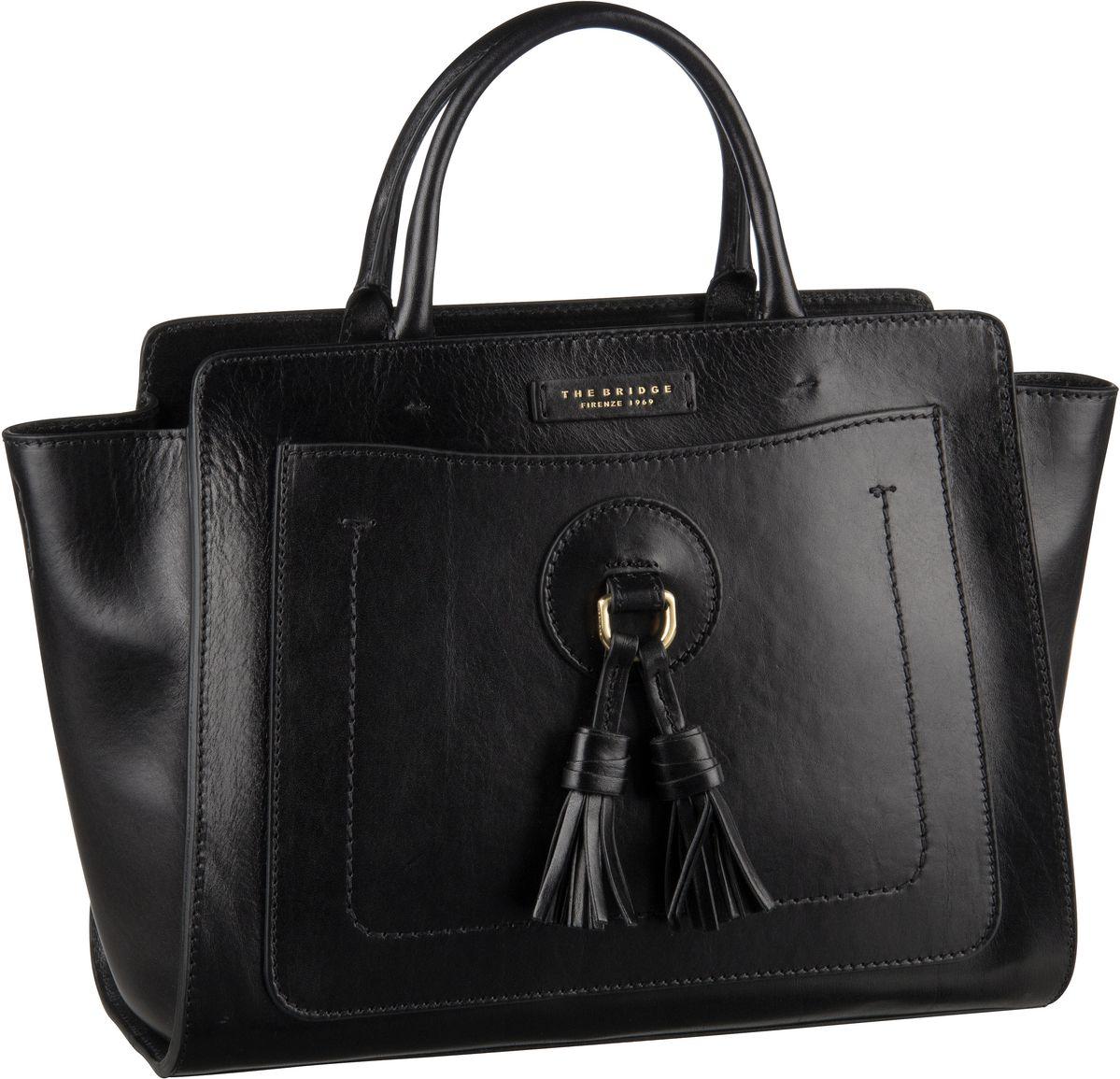 Handtasche Santacroce Handtasche 3318 Nero/Oro