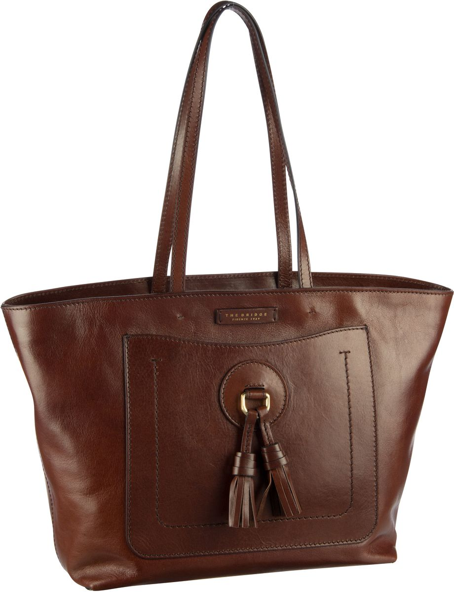 Handtasche Santacroce Shopper 3328 Marrone/Oro