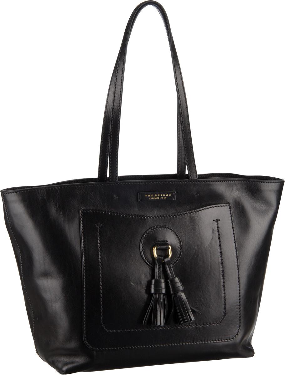 Handtasche Santacroce Shopper 3328 Nero/Oro