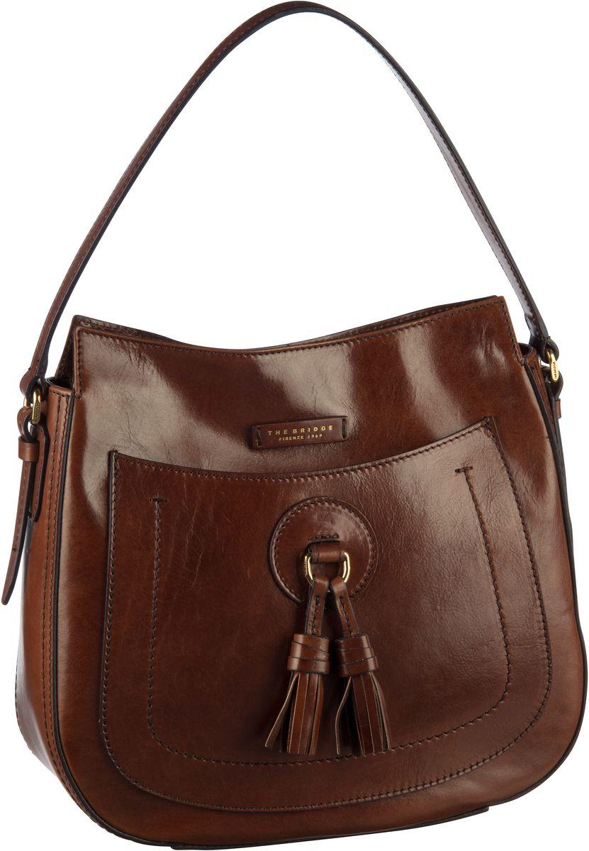 Handtasche Santacroce Handtasche 3338 Marrone/Oro