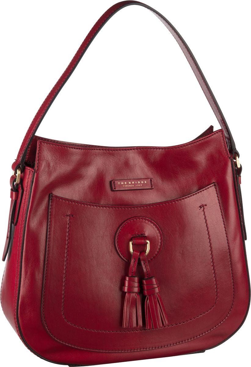 Handtasche Santacroce Handtasche 3338 Rosso Ribes/Oro