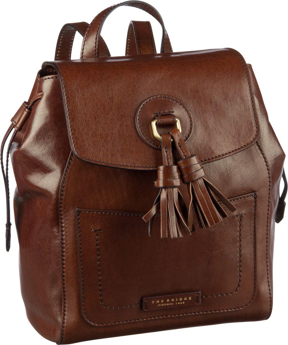 Rucksack / Daypack Santacroce Rucksack 3348 Marrone/Oro