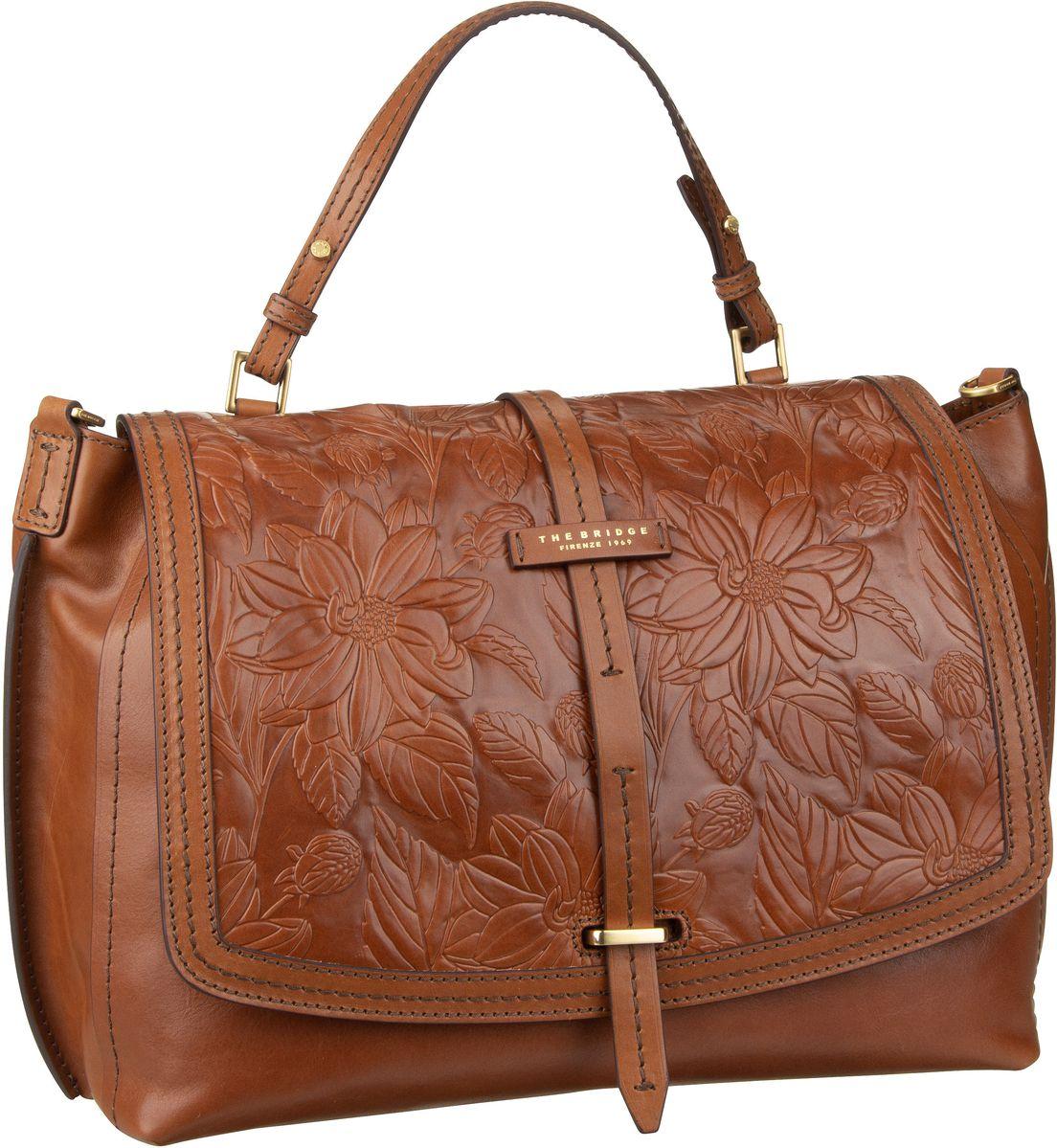Handtasche Capraia Handtasche 1327 Cognac/Oro