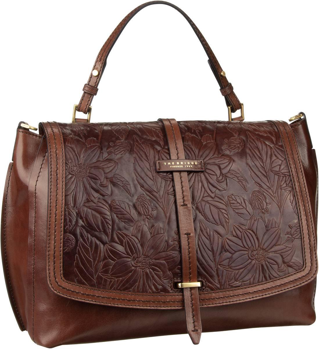 Handtasche Capraia Handtasche 1327 Marrone/Oro