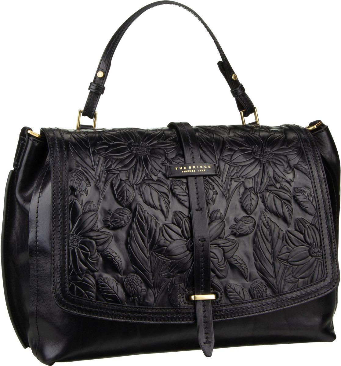 Handtasche Capraia Handtasche 1327 Nero/Oro