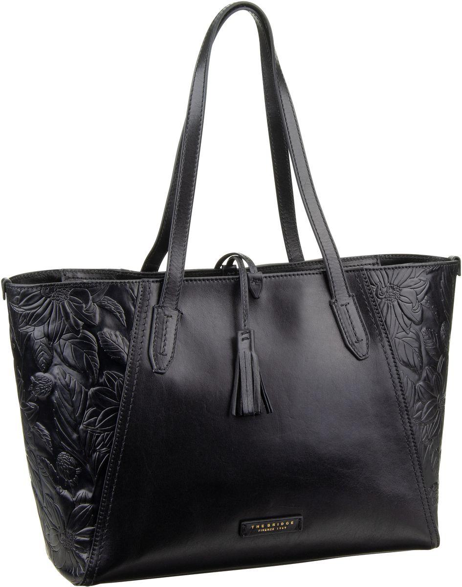 Handtasche Capraia Shopper 3447 Nero/Oro