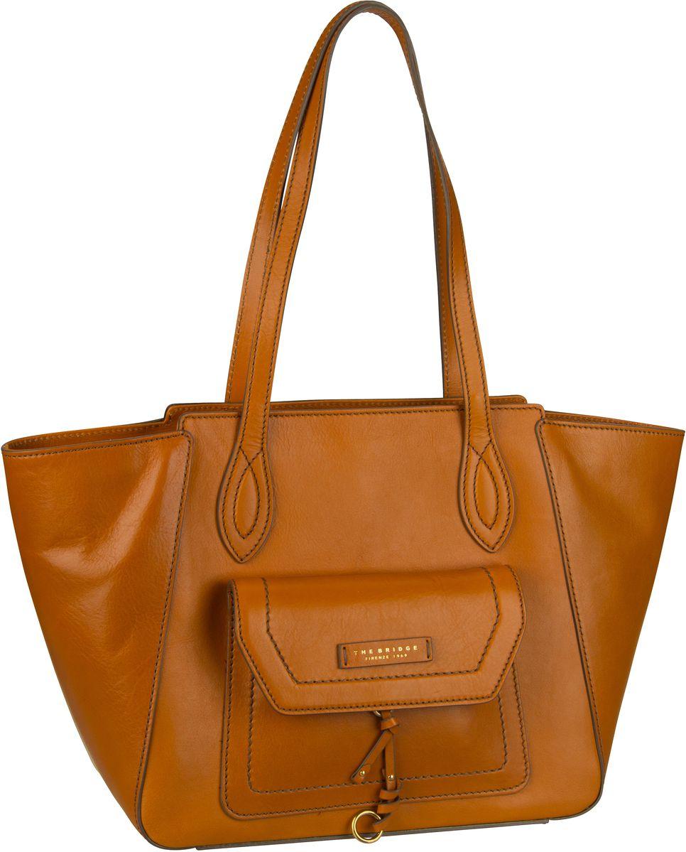 Handtasche Elba Shopper 2949 Giallo Senape/Oro