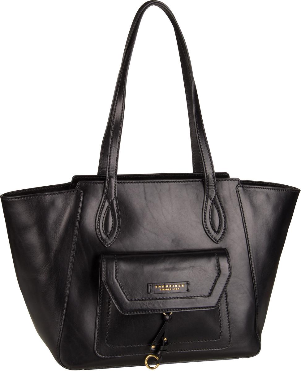 Handtasche Elba Shopper 2949 Nero/Oro