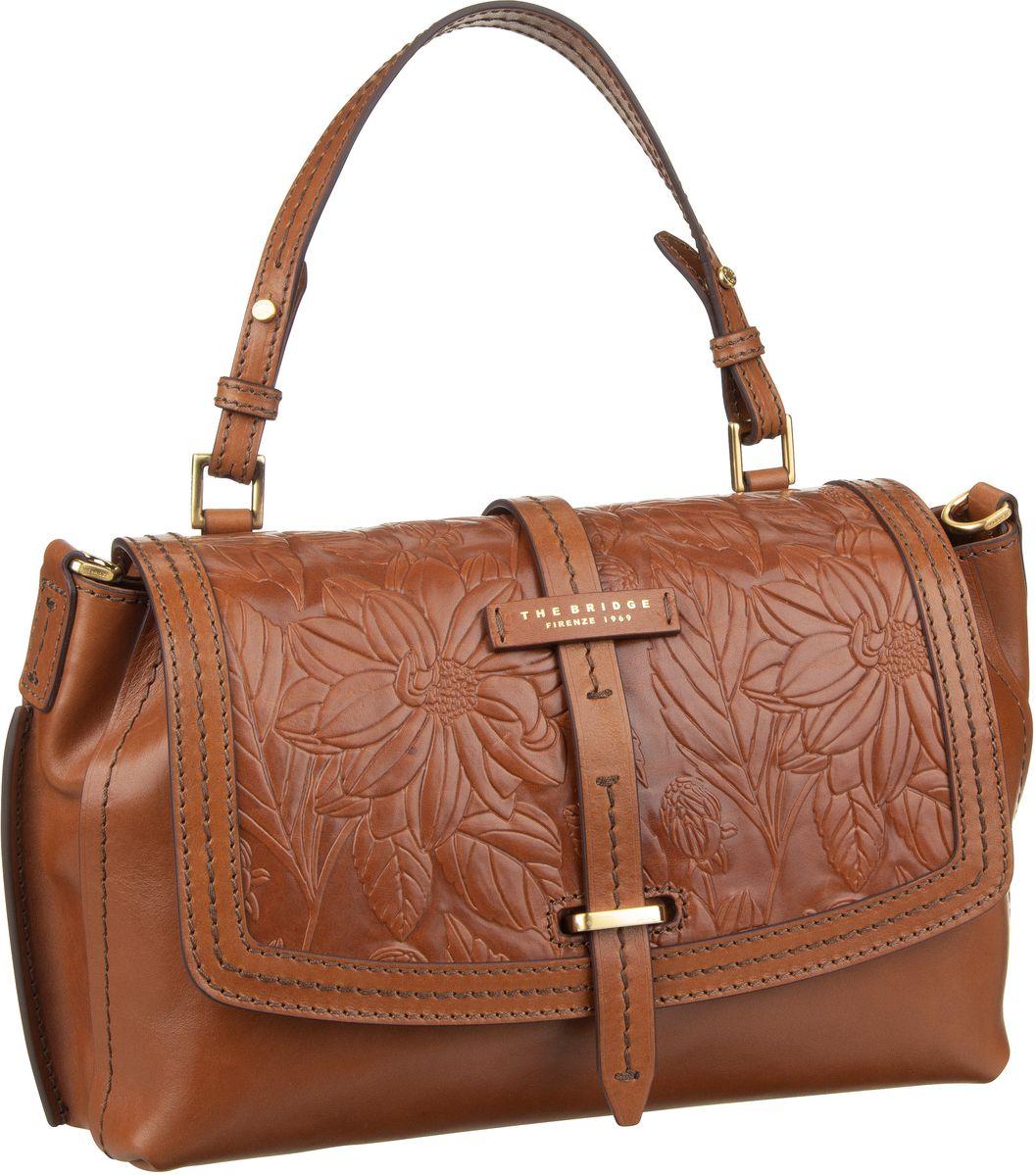 Handtasche Capraia Handtasche 3407 Cognac/Oro
