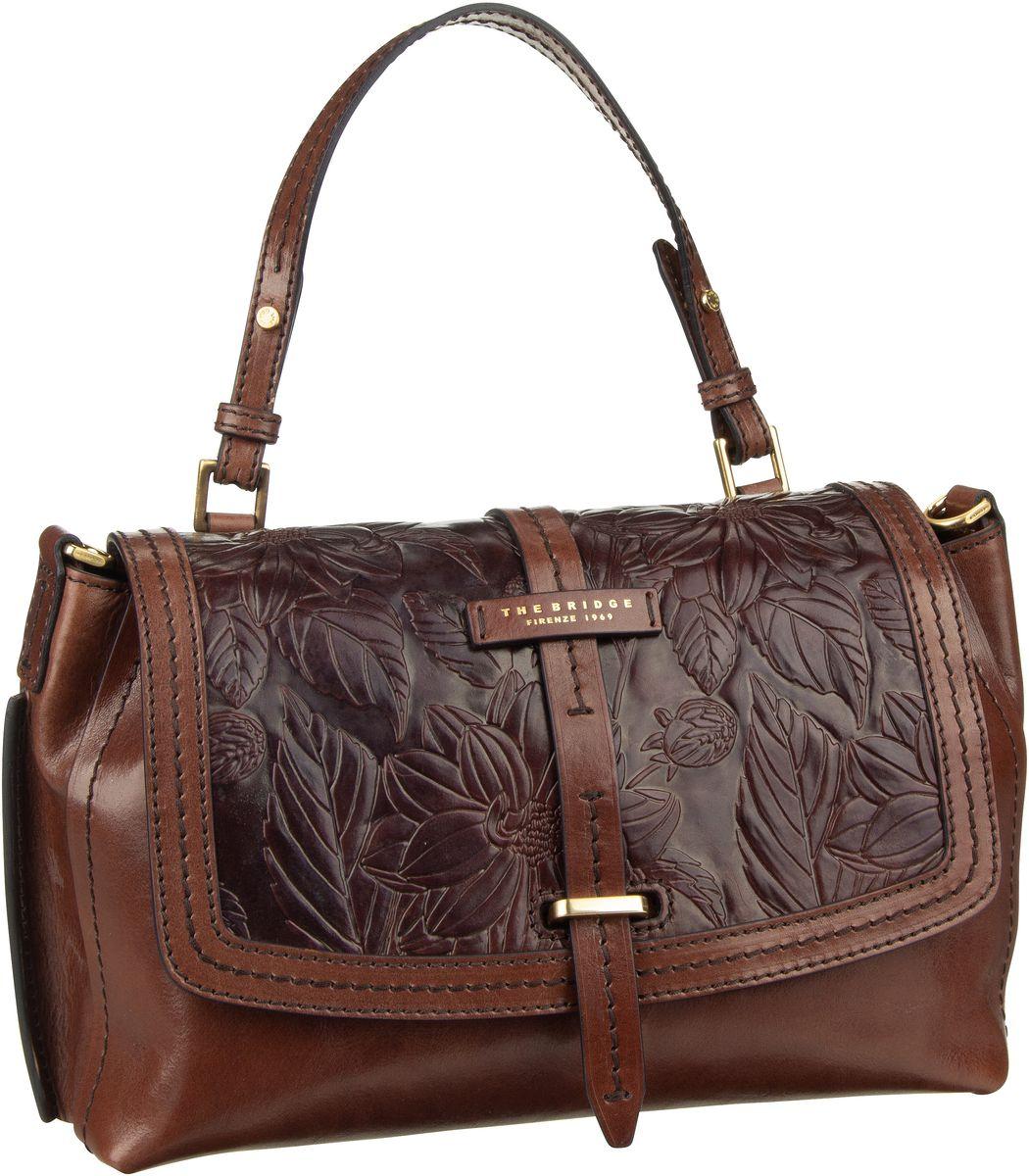 Handtasche Capraia Handtasche 3407 Marrone/Oro