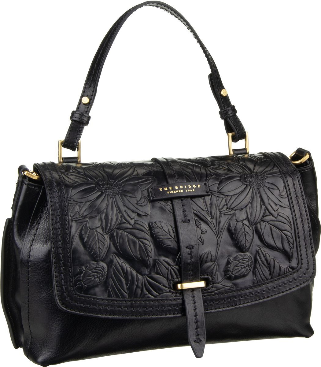 Handtasche Capraia Handtasche 3407 Nero/Oro