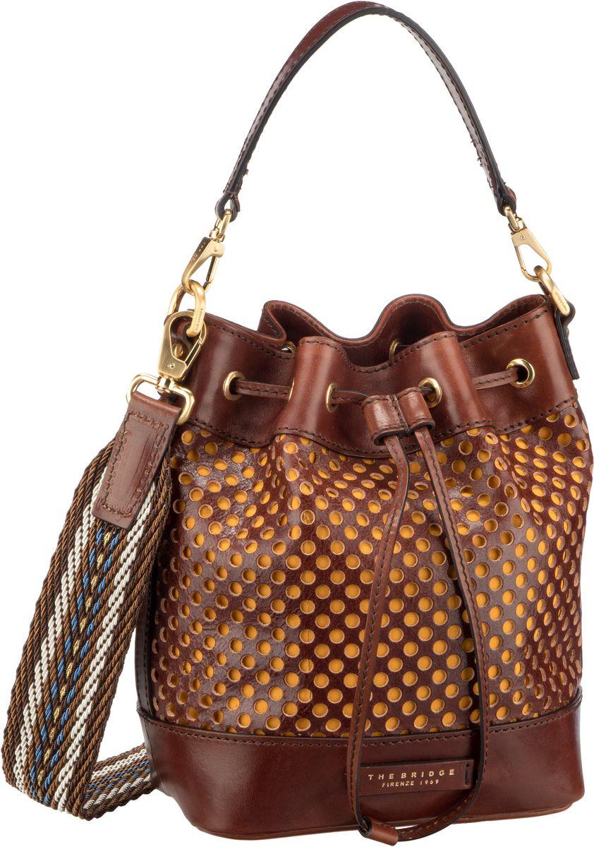 Handtasche Palmaiola Beuteltasche 2819 Marrone