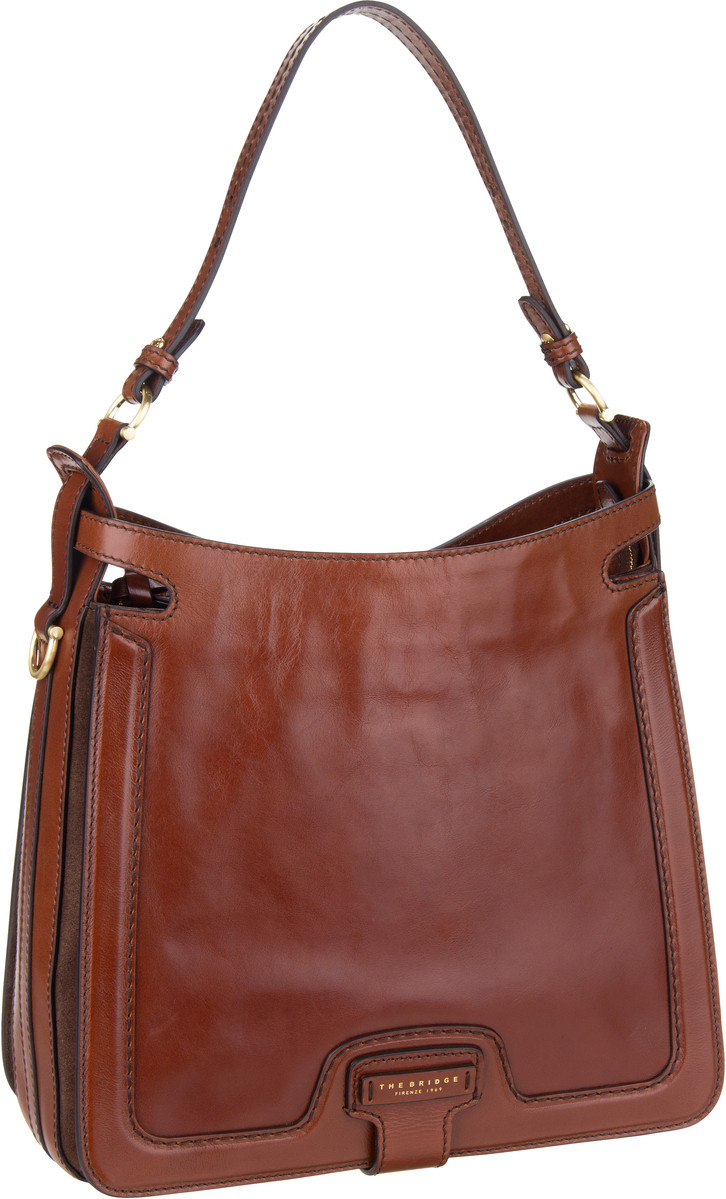 Handtasche Giglio Hobo Bag 3039 Marrone