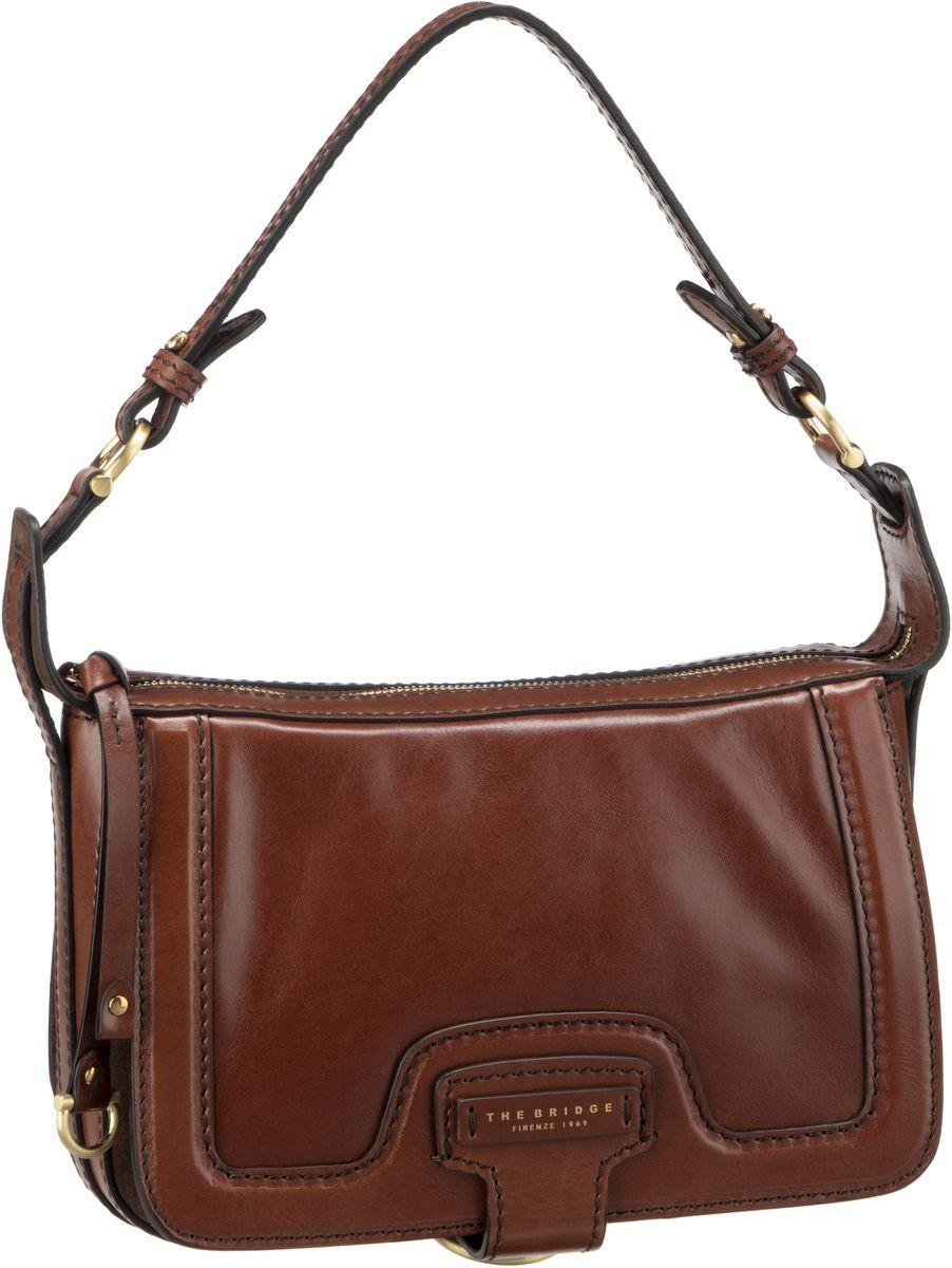 Handtasche Giglio Schultertasche 3049 Marrone