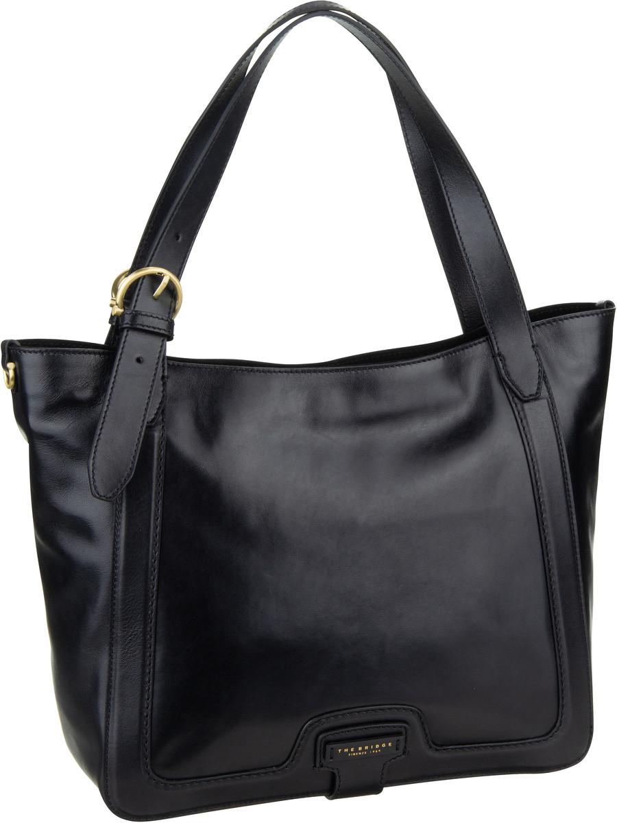 Handtasche Giglio Shopper 3069 Nero/Oro