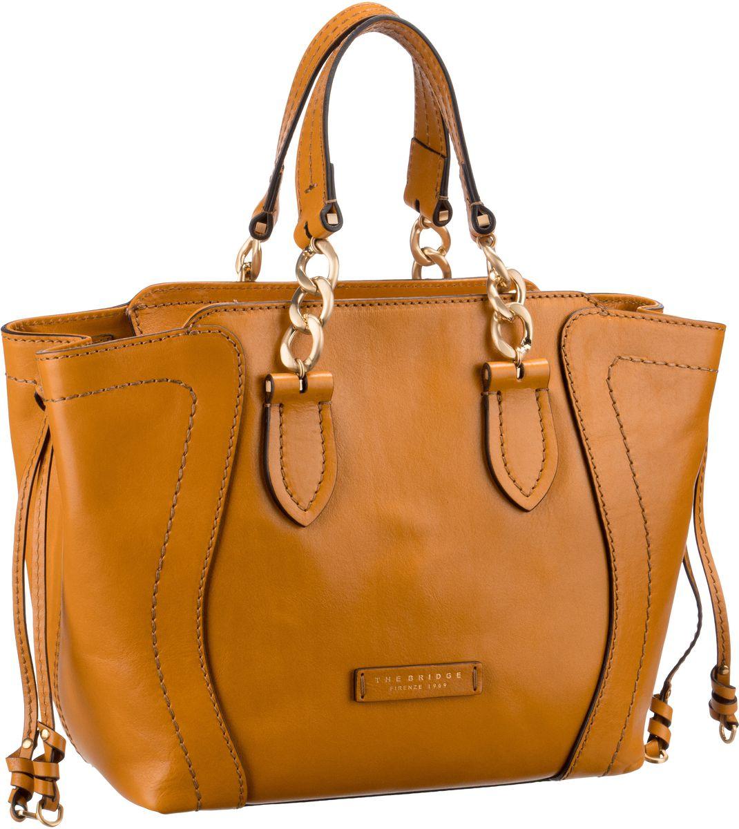 Handtasche Argentario Handtasche 3139 Giallo Senape/Oro