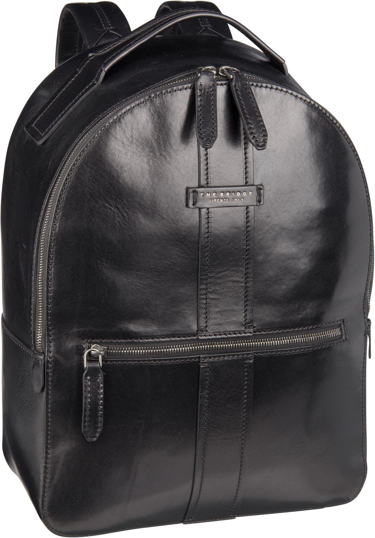 Rucksack / Daypack Trebbio Rucksack 5209 Nero/Rutenio