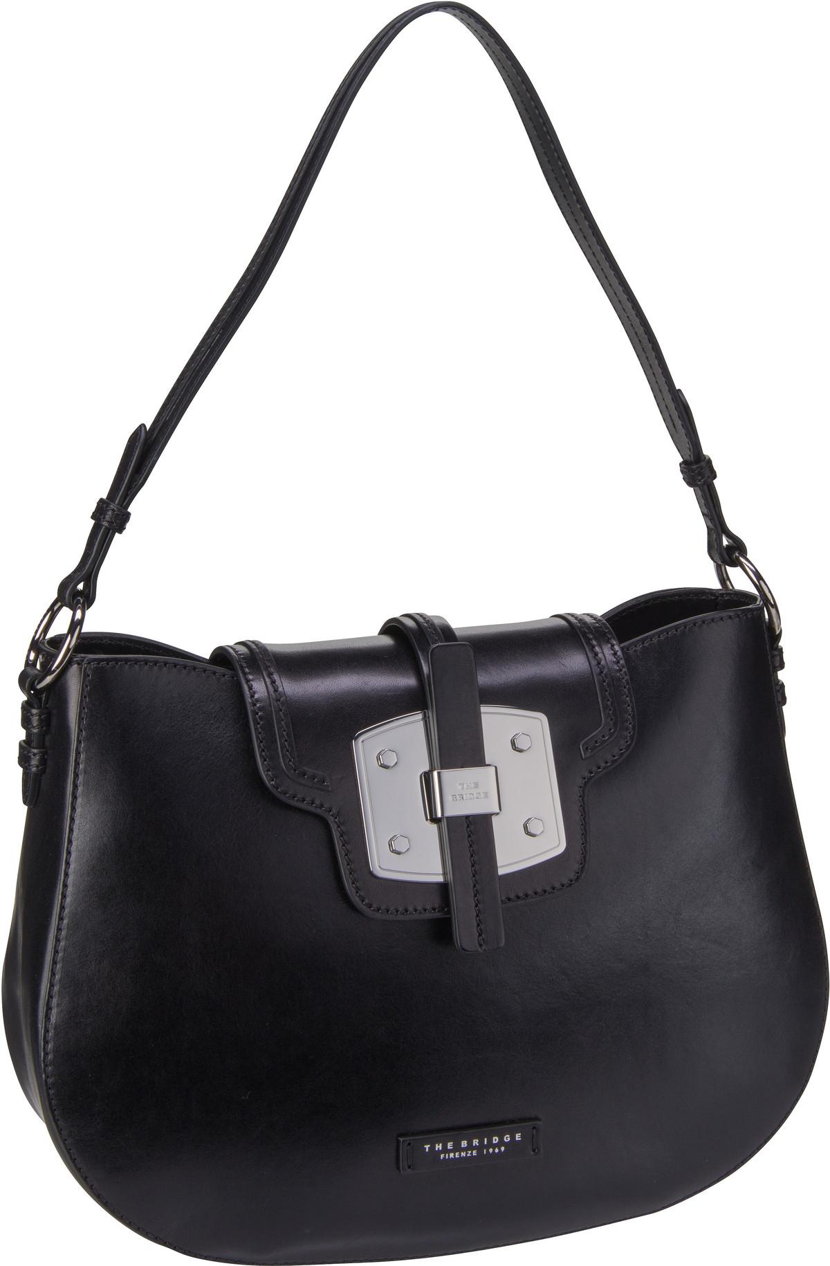 Handtasche Lambertesca Hobo Bag 1829 Nero