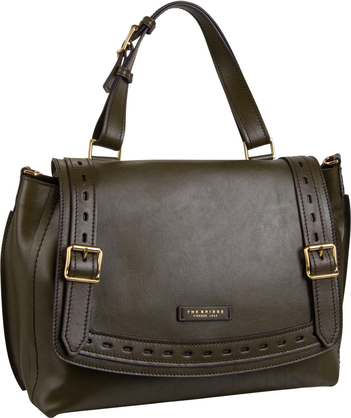 Handtasche Calimala Handtasche 4529 Green Bosco