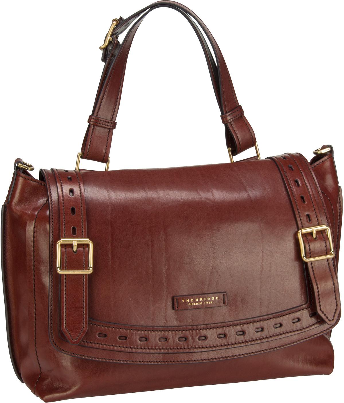 Handtasche Calimala Handtasche 4529 Marrone