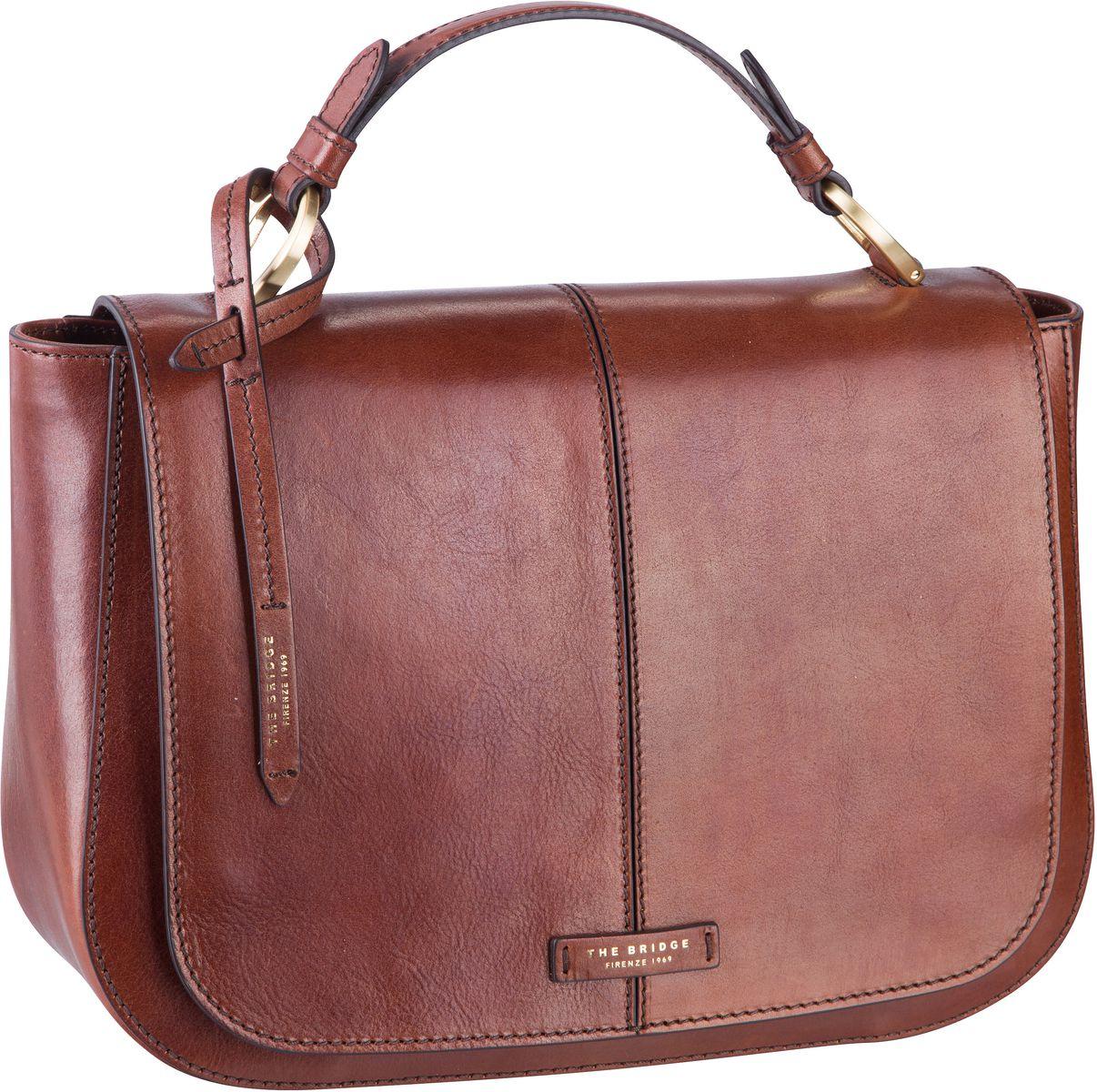 Handtasche Faentina Handtasche 4659 Marrone