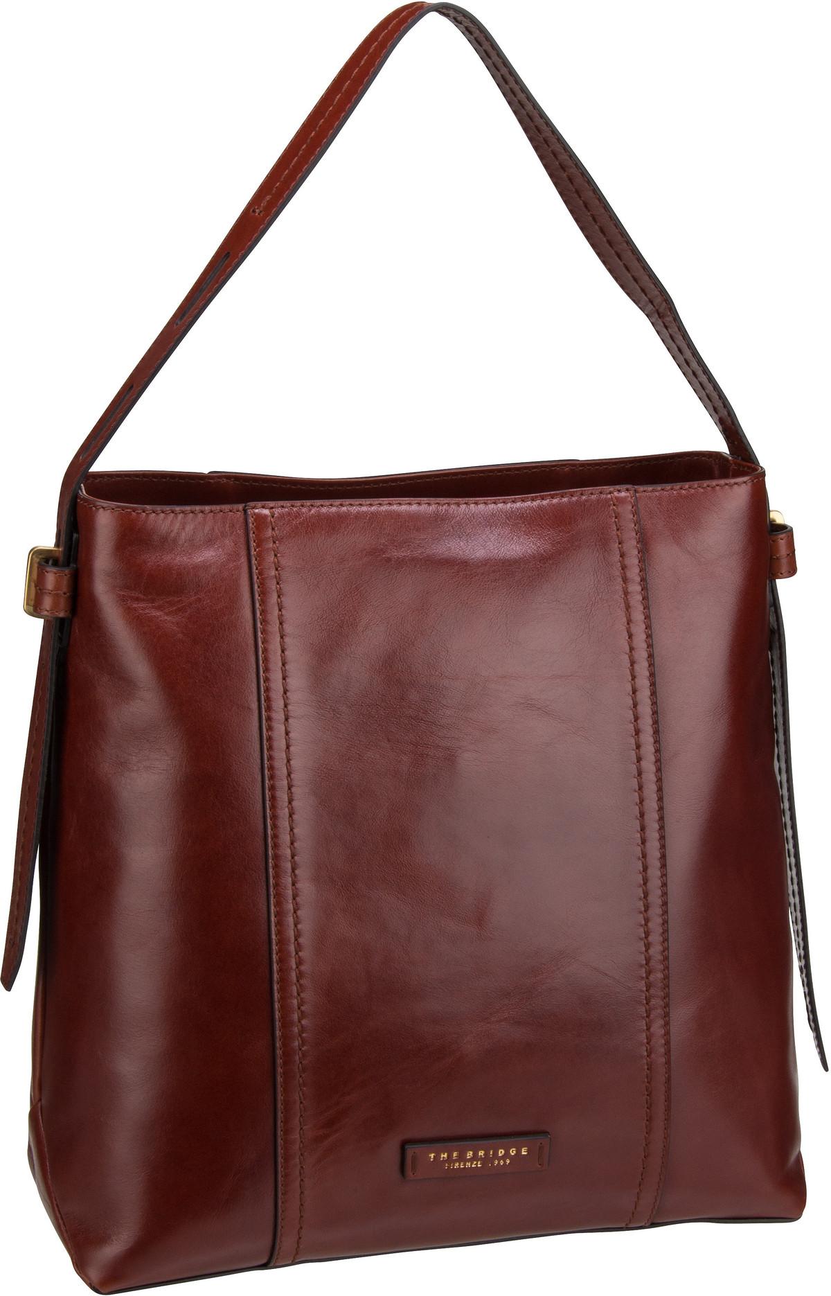 Handtasche Vigna Nuova Beuteltasche 5849 Marrone