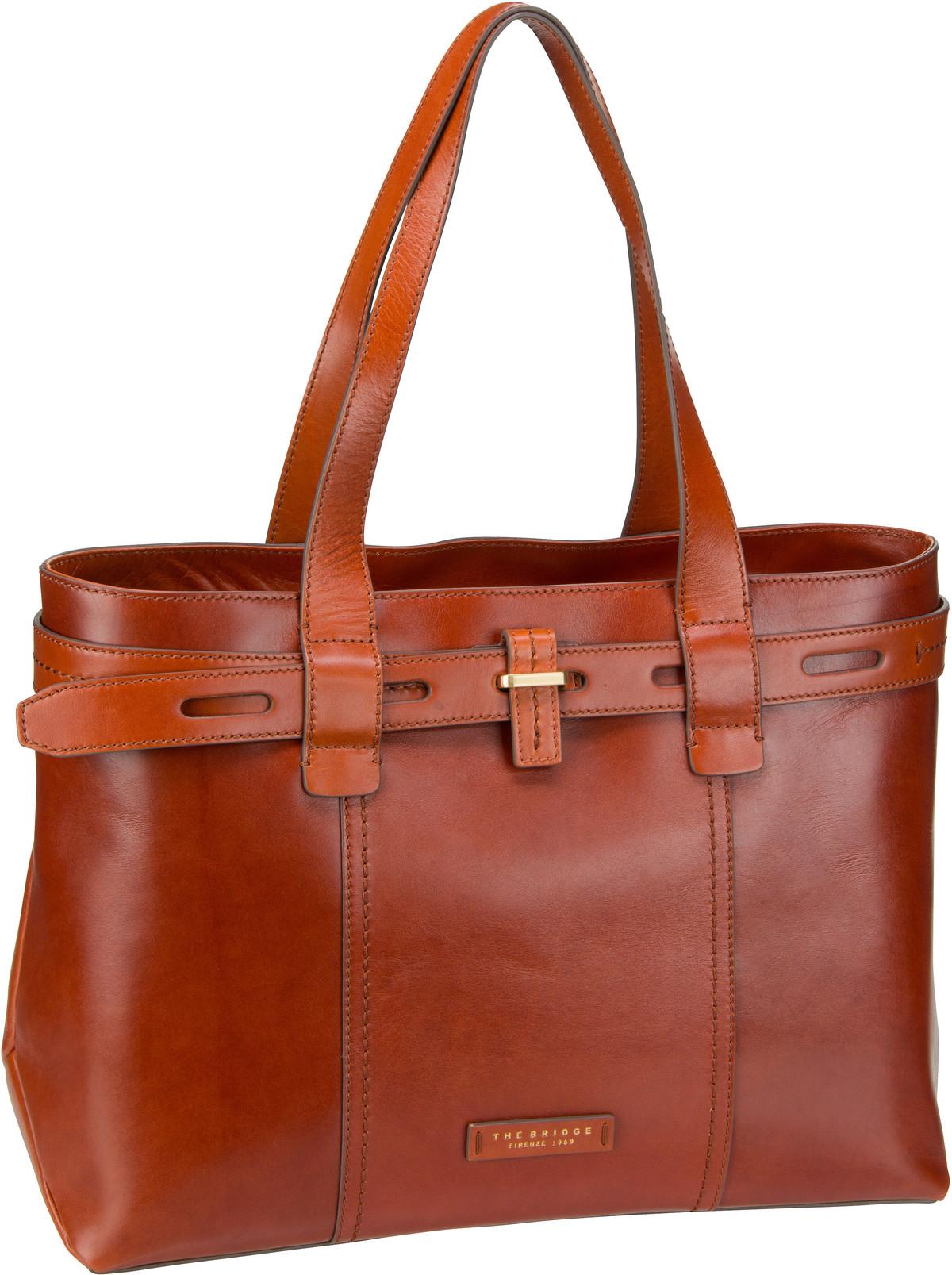 Handtasche Vigna Nuova Handtasche 5859 Cognac