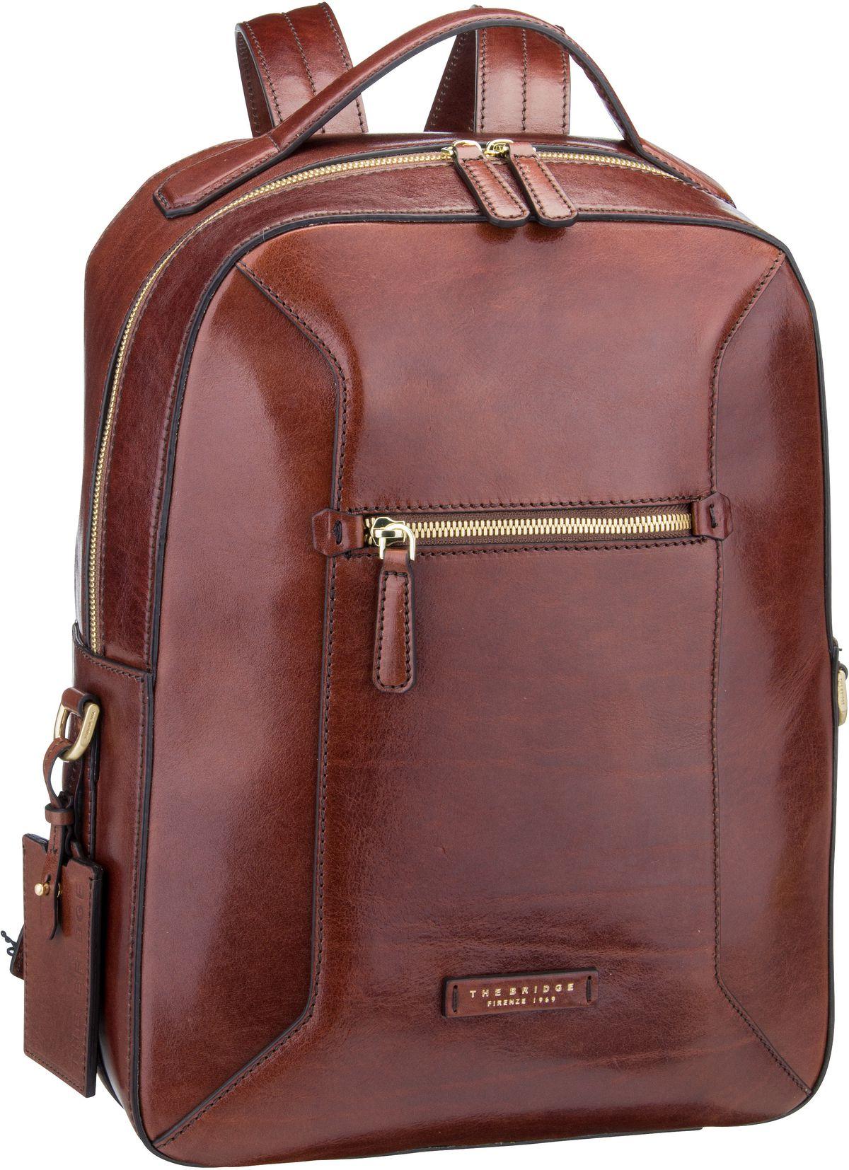 Rucksack / Daypack Bufalini Rucksack 5319 Marrone