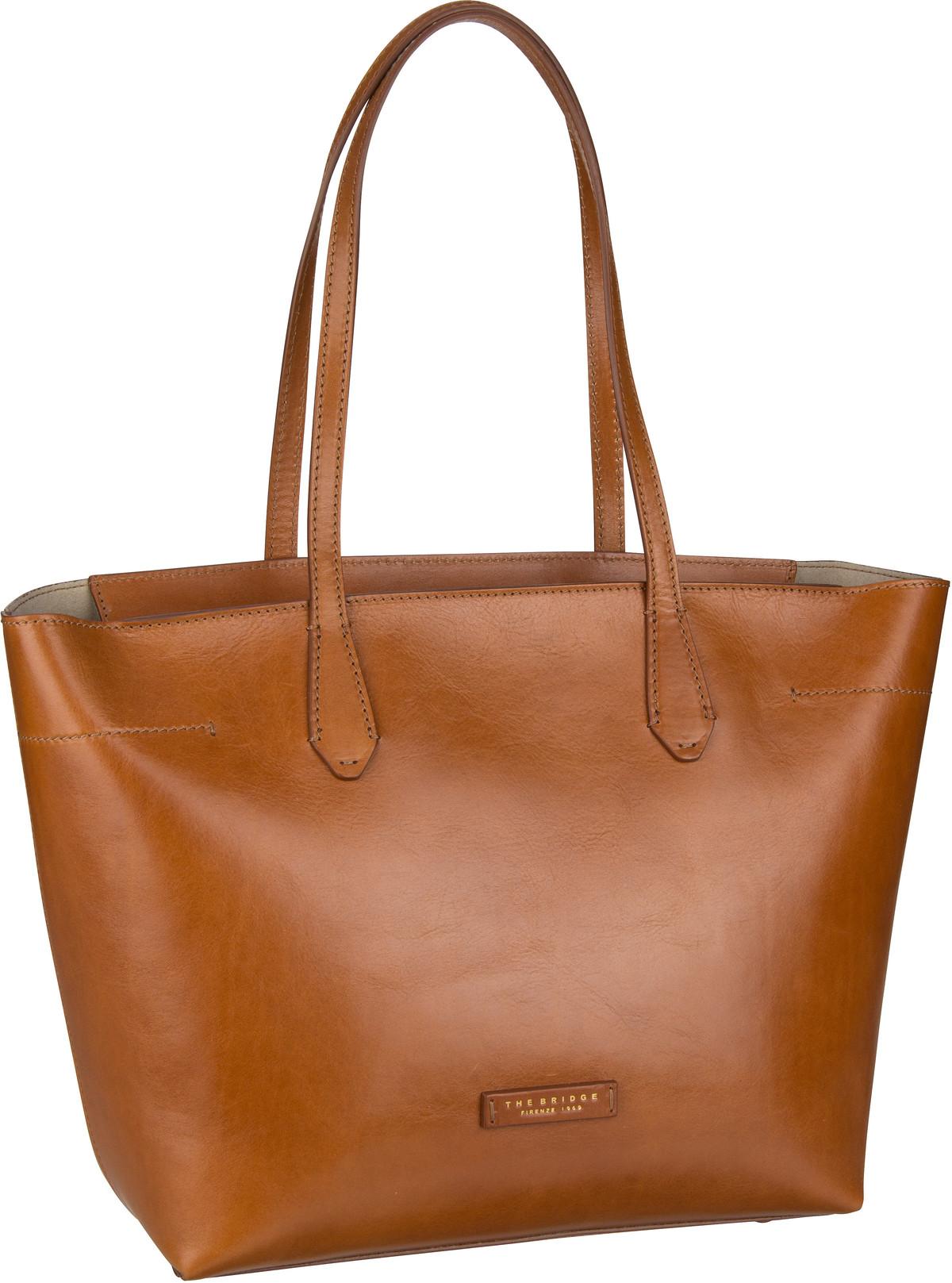 Handtasche Guelfa 3620 Cognac/Oro