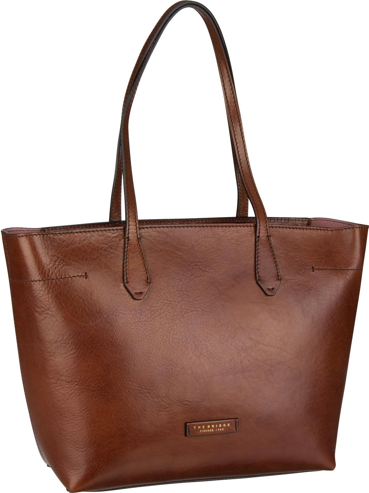 Handtasche Guelfa 3620 Marrone/Oro
