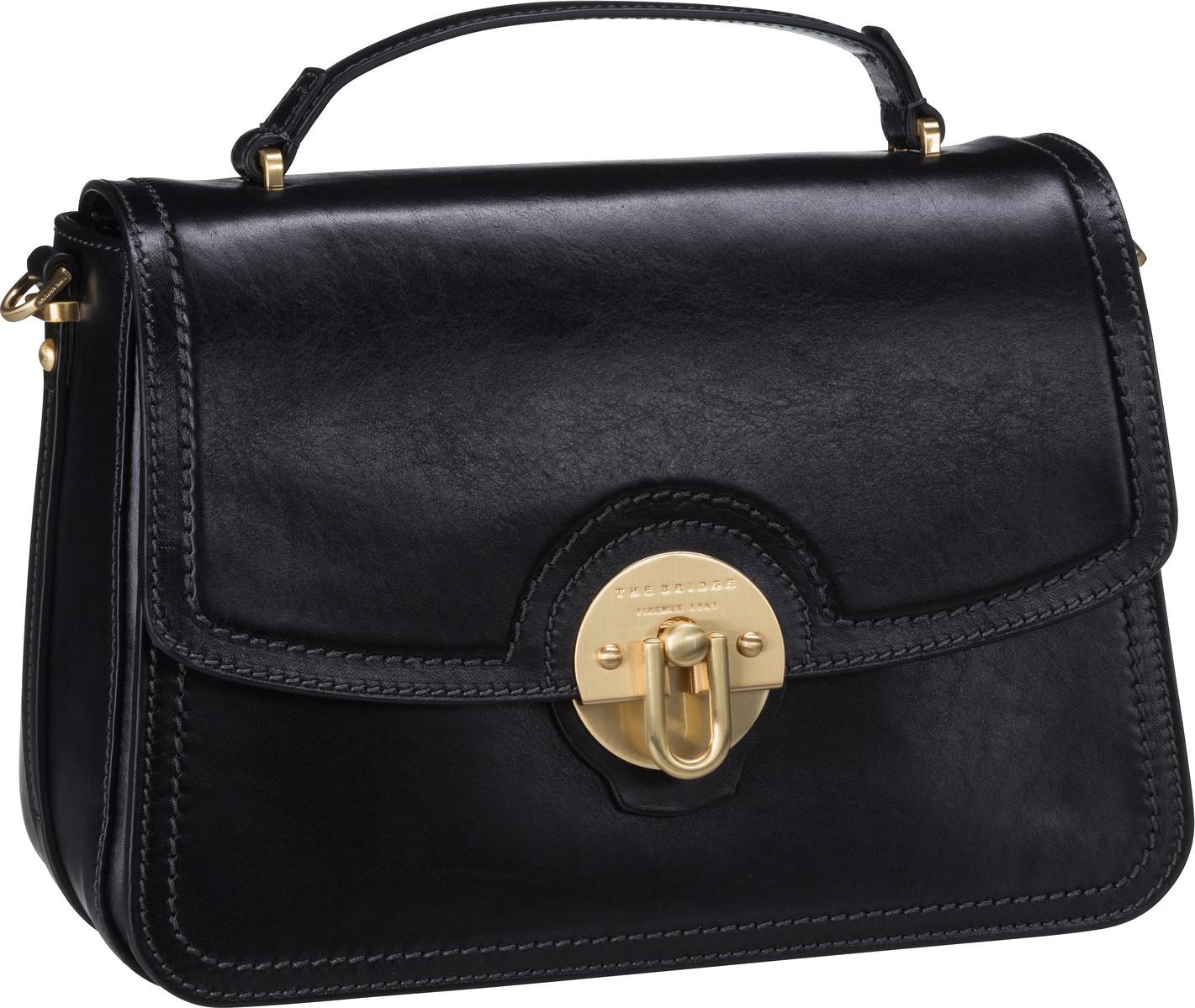 Handtasche Corsini 3750 Nero/Oro