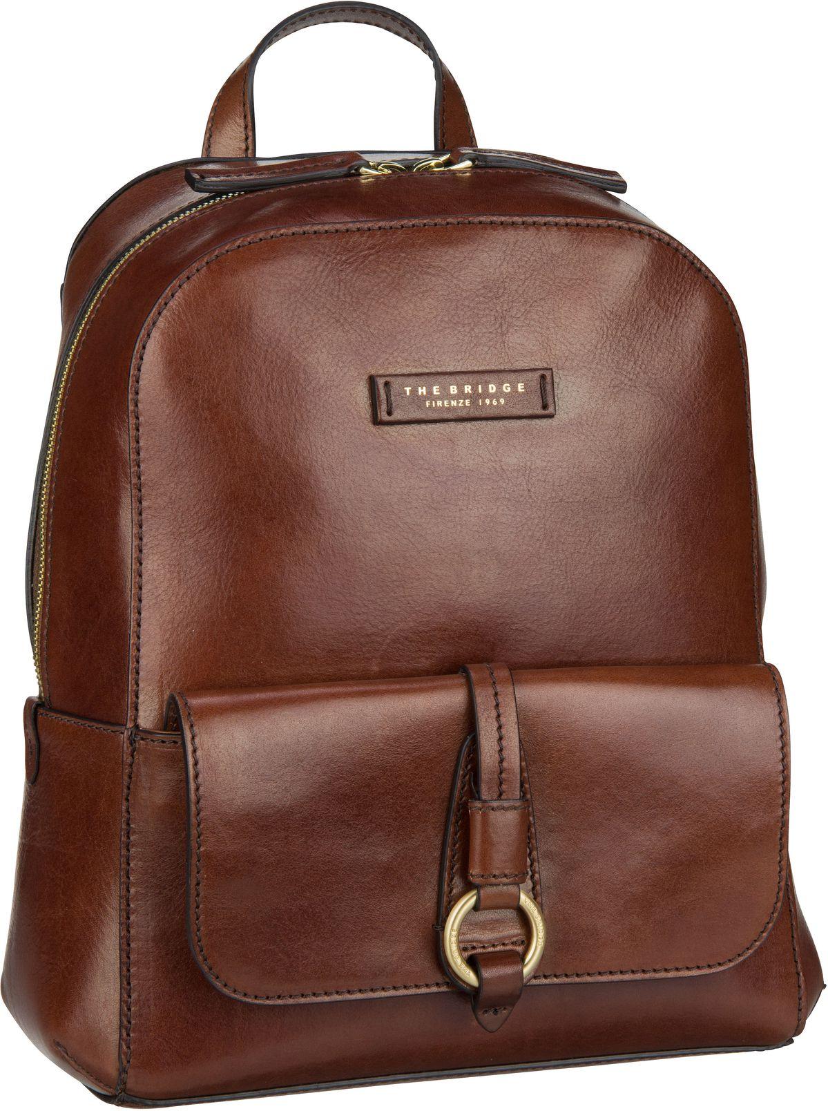 Rucksack / Daypack Strozzi 3820 Marrone/Oro