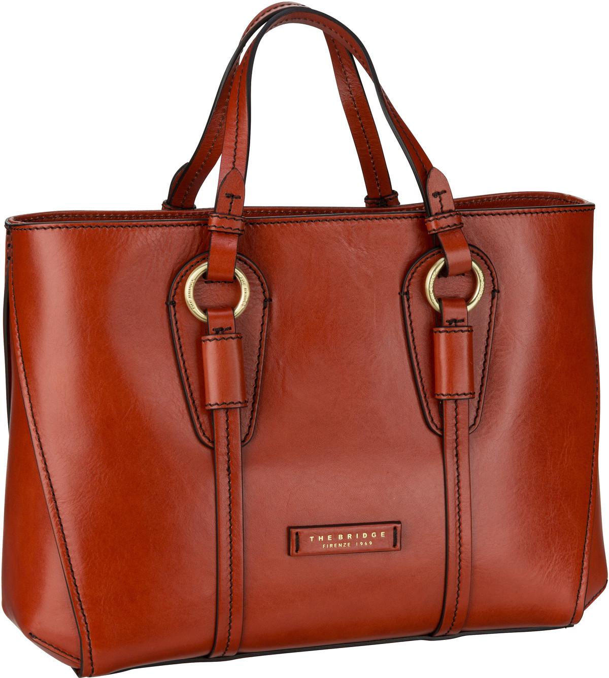 Handtasche Strozzi 3830 Ambra/Oro