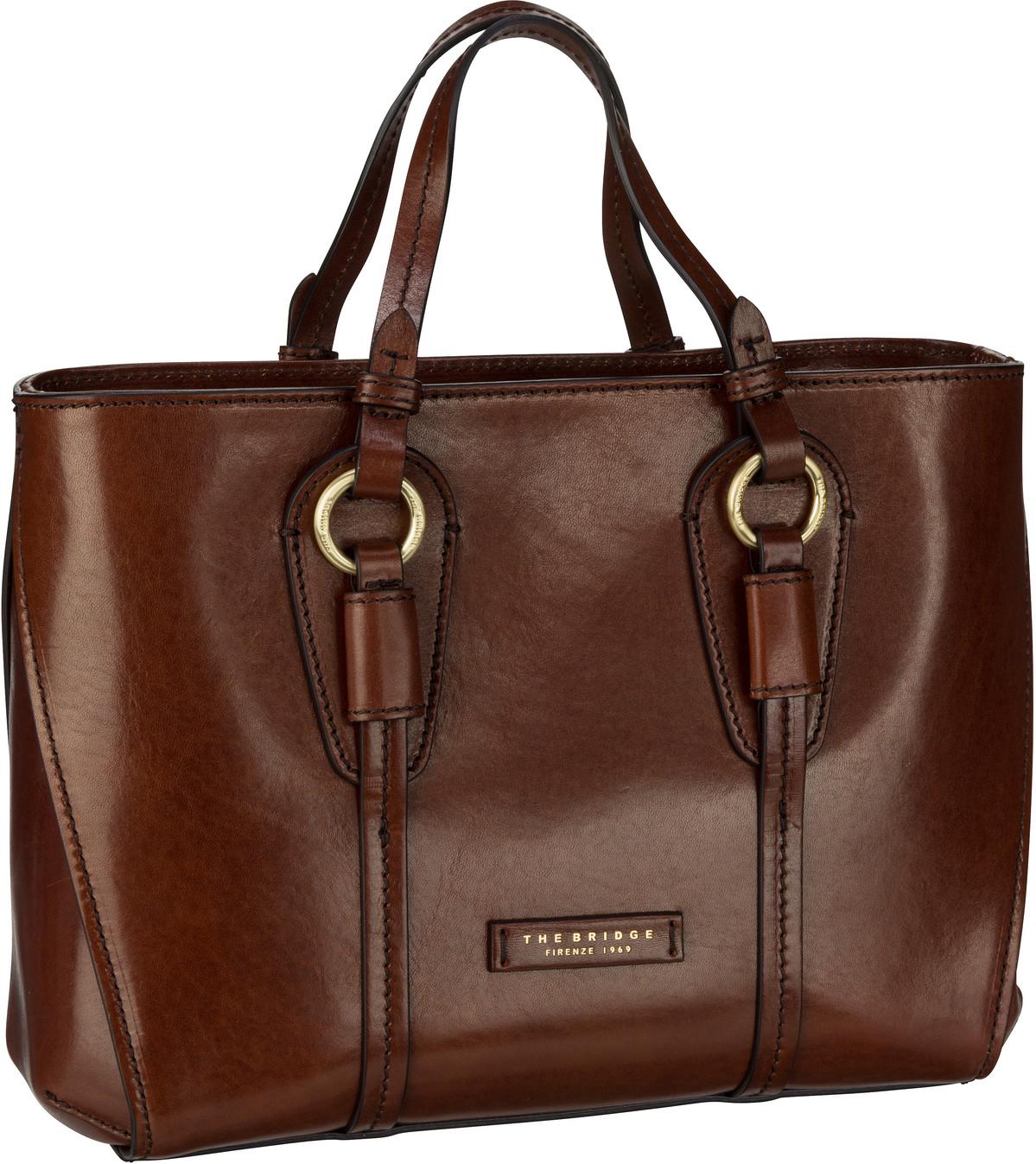 Handtasche Strozzi 3830 Marrone/Oro