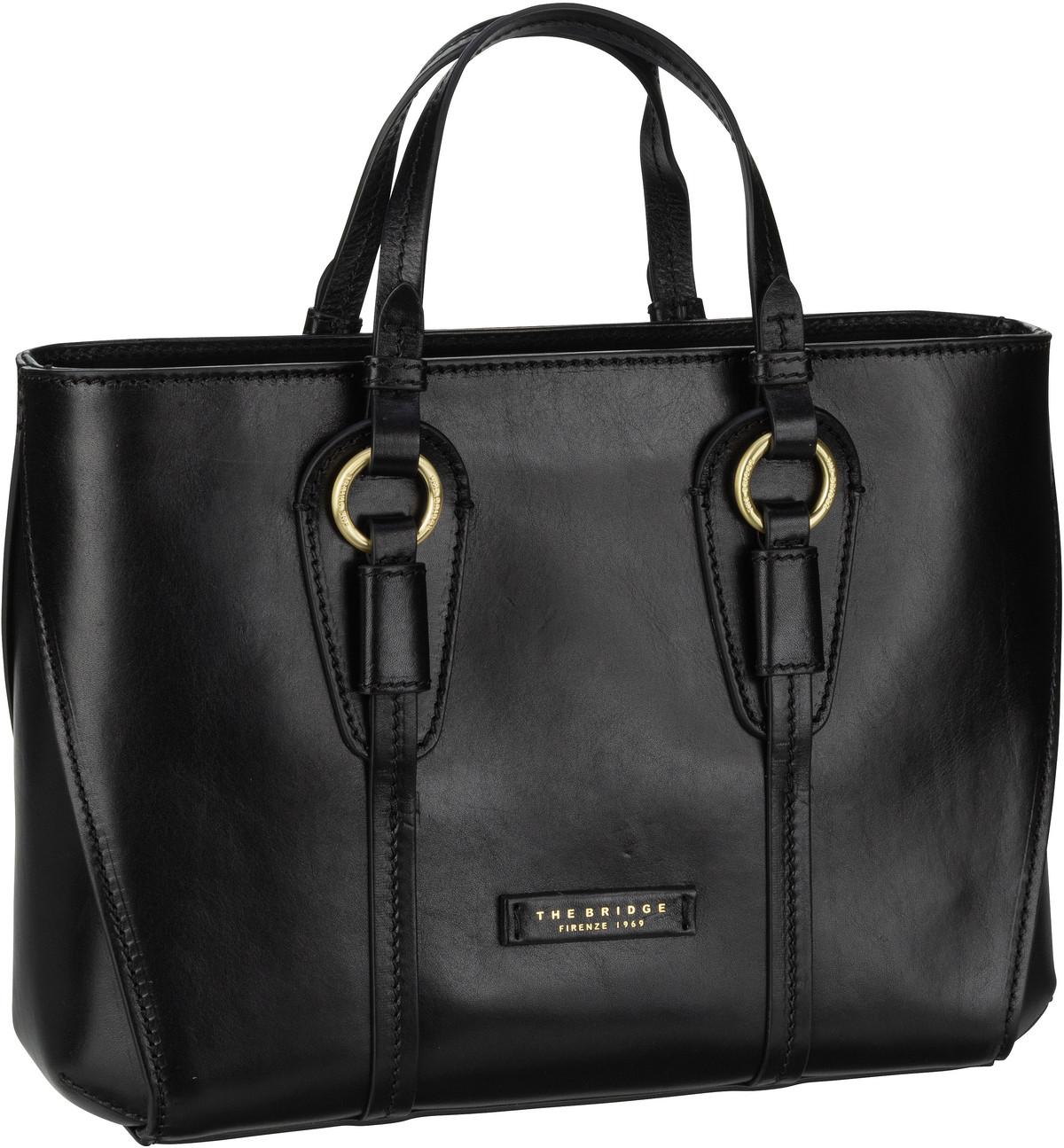 Handtasche Strozzi 3830 Nero/Oro