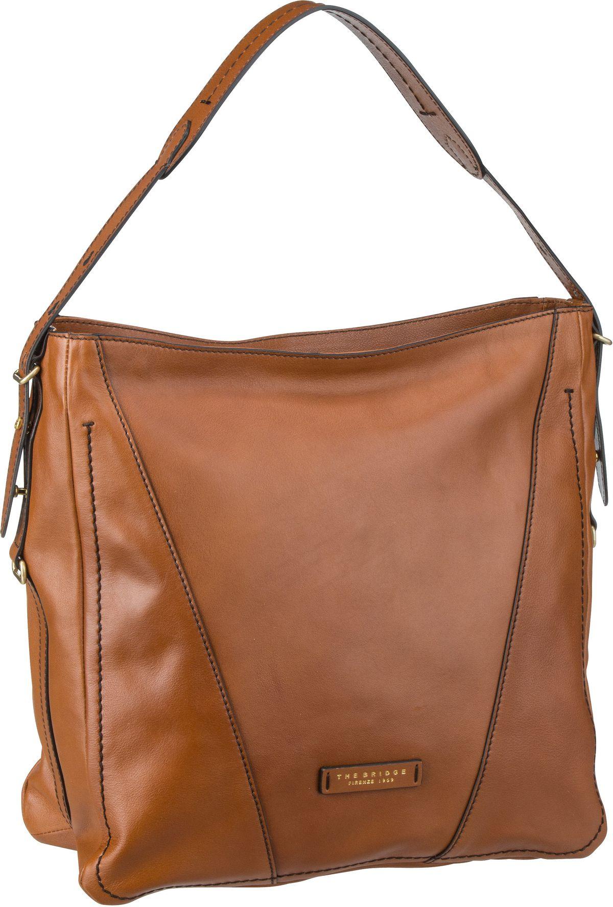 Handtasche Tintori 3900 Cognac/Oro