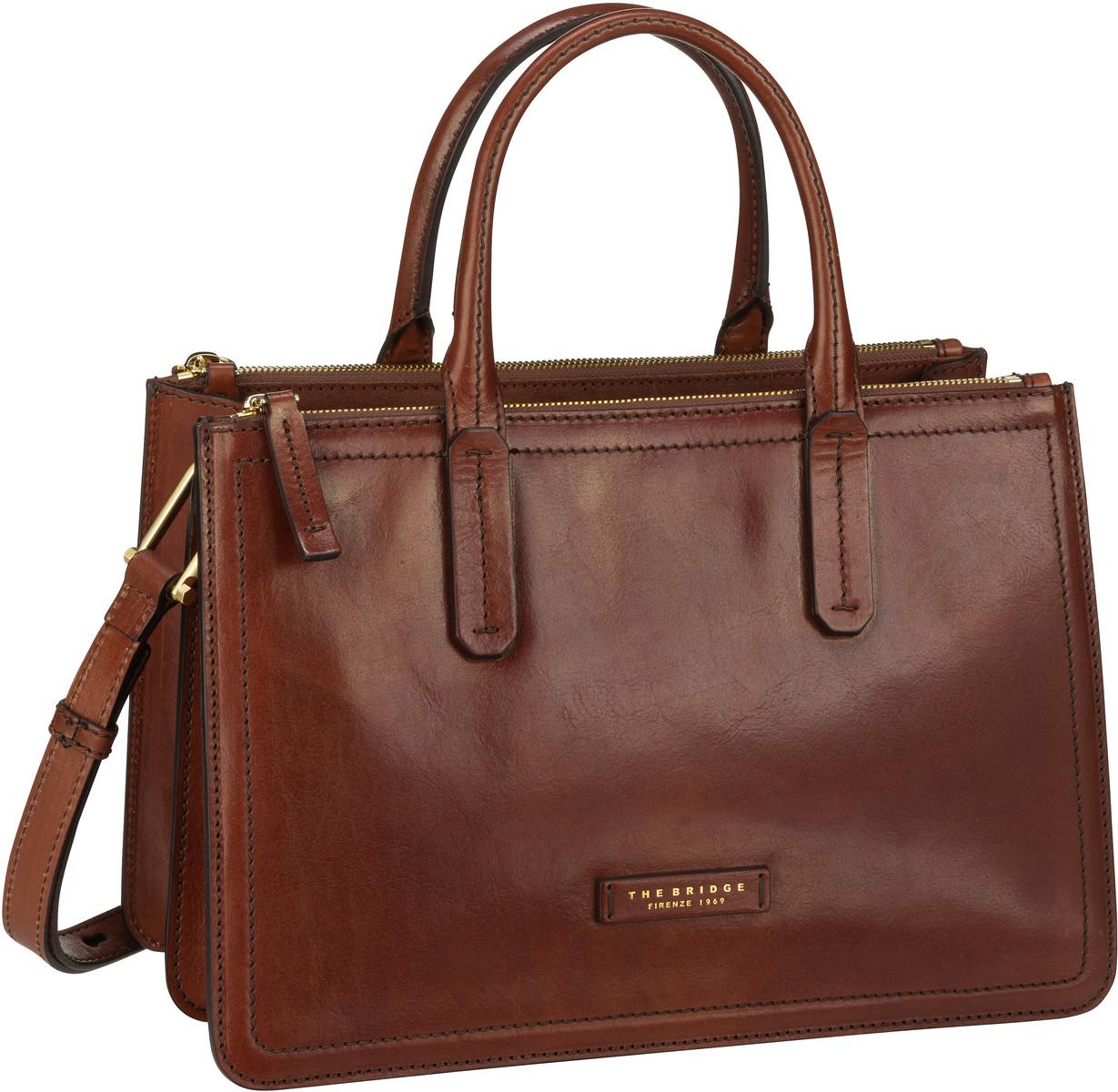 Handtasche Beatrice 4620 Marrone/Oro