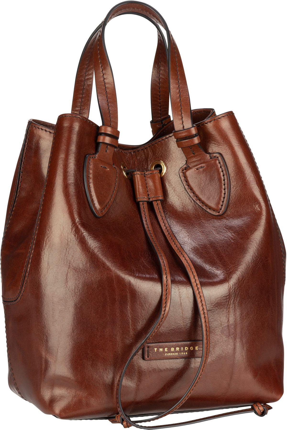 Handtasche Caterina 4710 Marrone/Oro