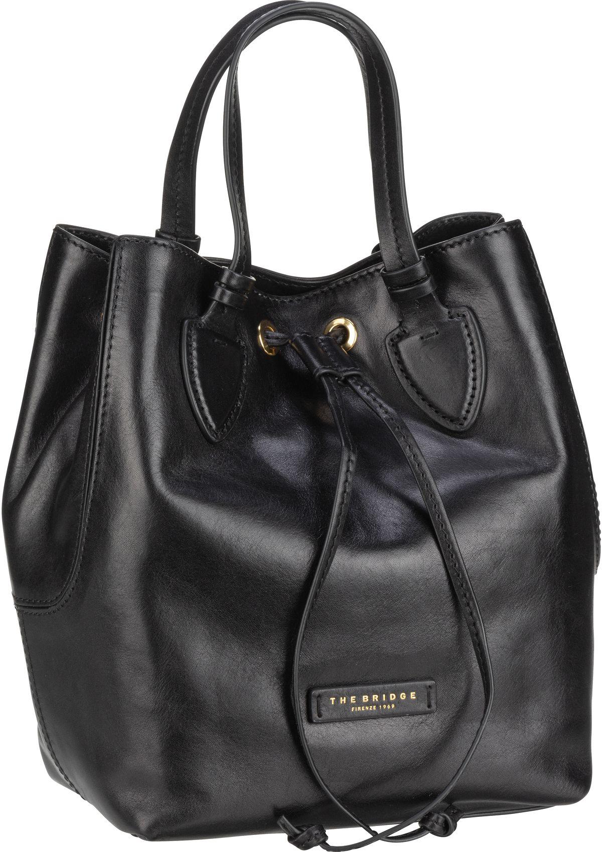 Handtasche Caterina 4710 Nero/Oro