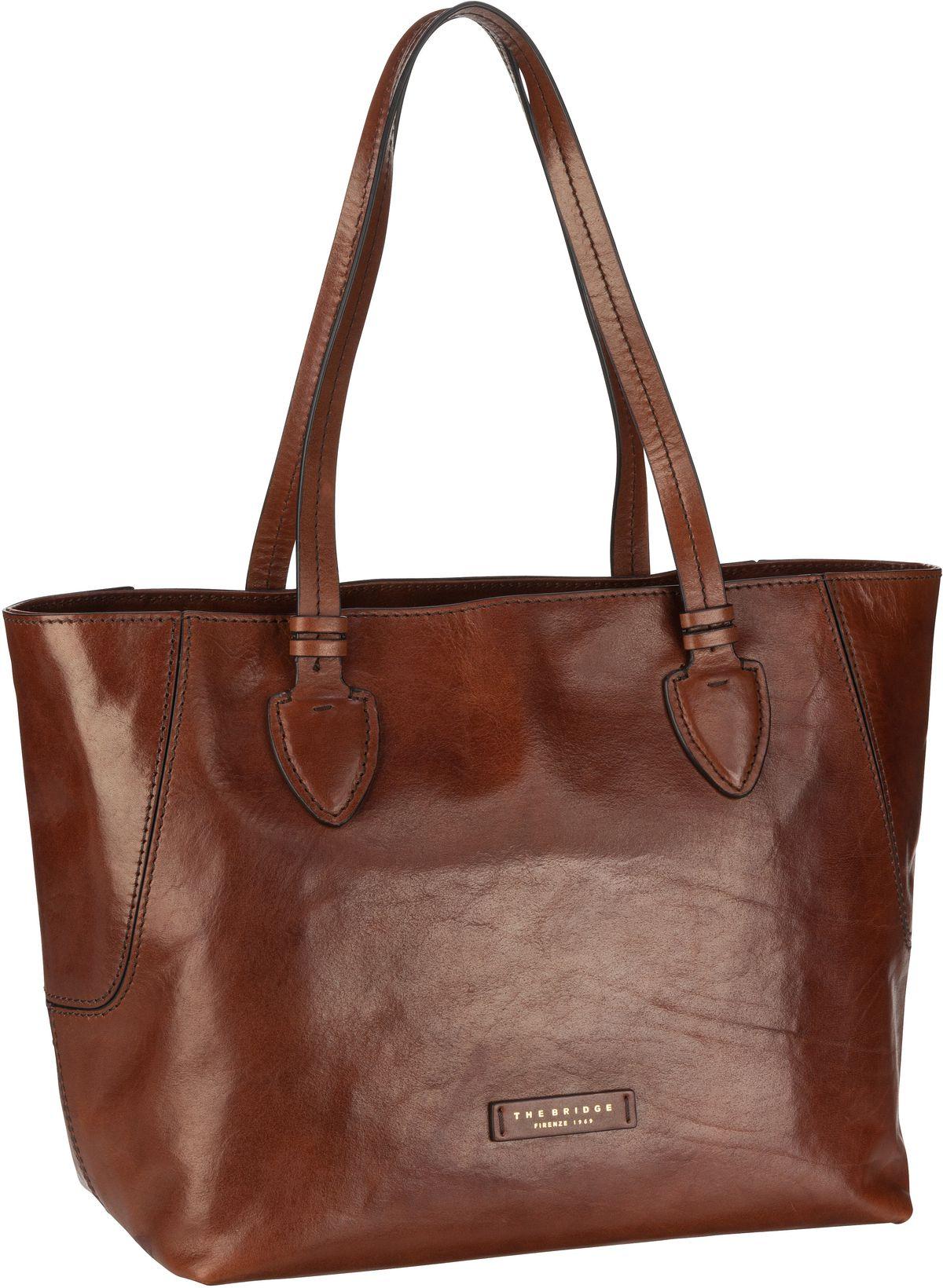 Handtasche Caterina 4730 Marrone/Oro