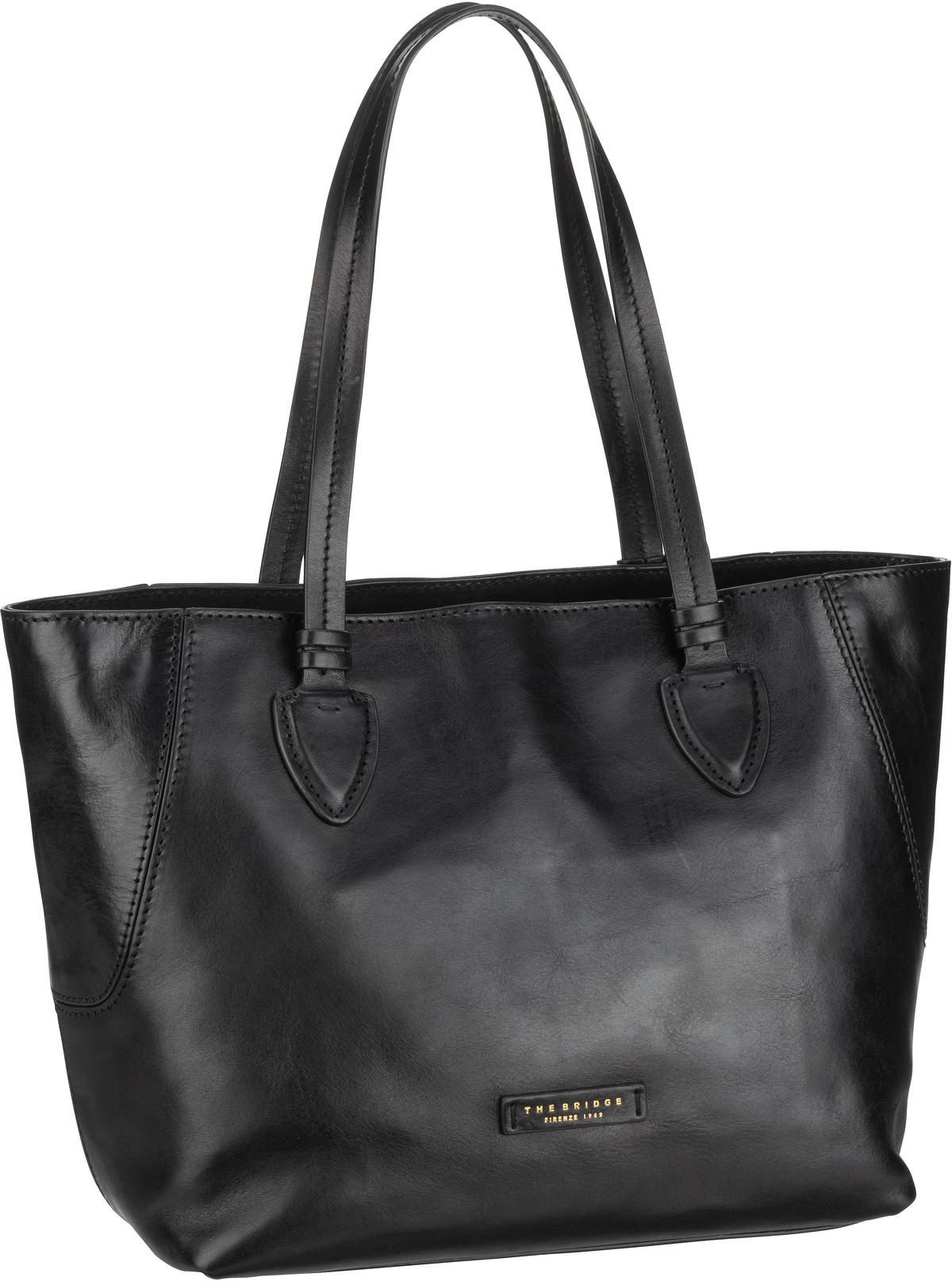 Handtasche Caterina 4730 Nero/Oro