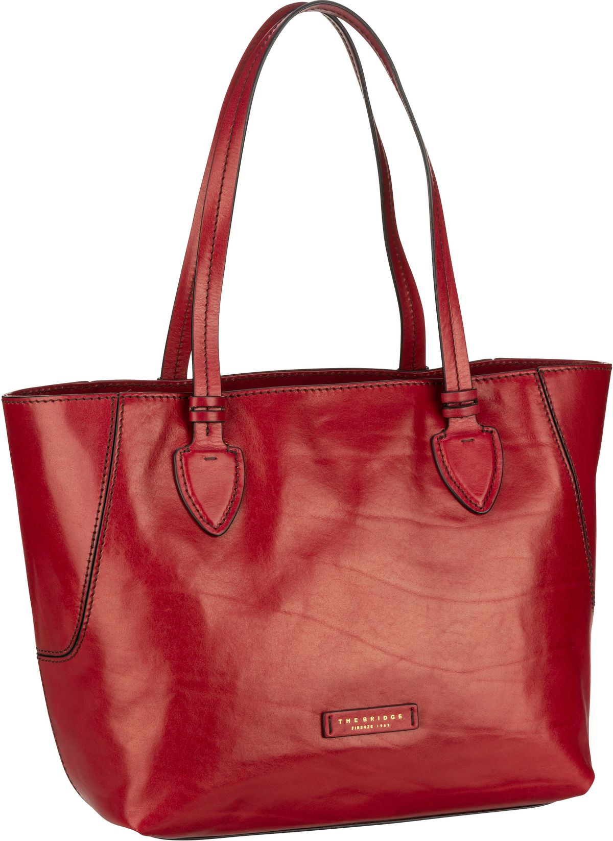 Handtasche Caterina 4730 Ribes Rosso/Oro