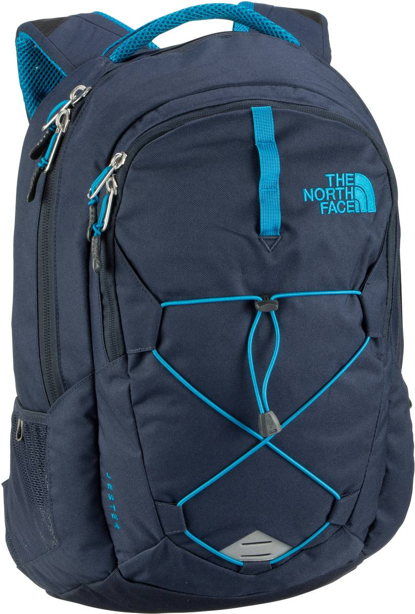 The North Face Jester Backpack Urban Navy/Egyptian Blue - Laptoprucksack
